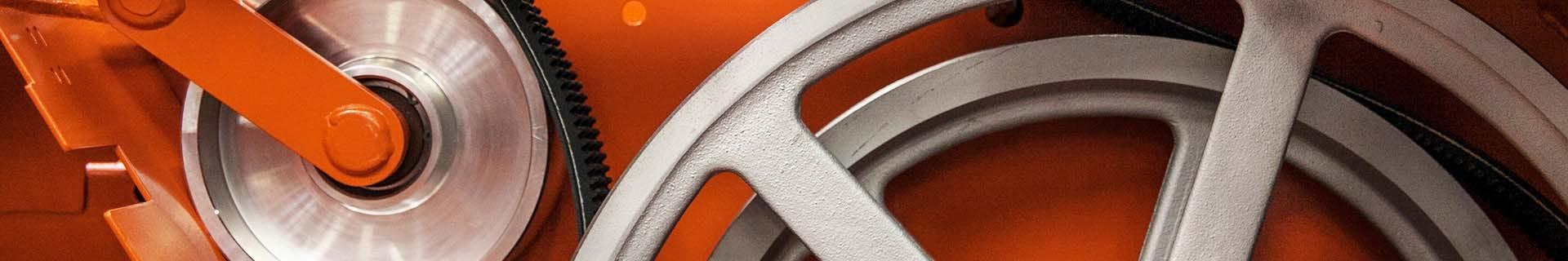 Blade Wheel Belts