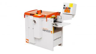 2-sided planer / moulder