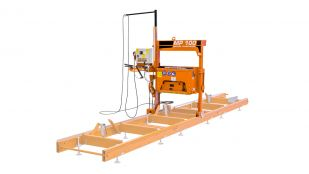 MP100 Log Moulder / Planer