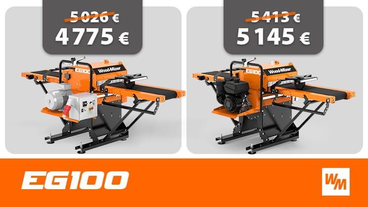 Wood-Mizer EG100 Edger